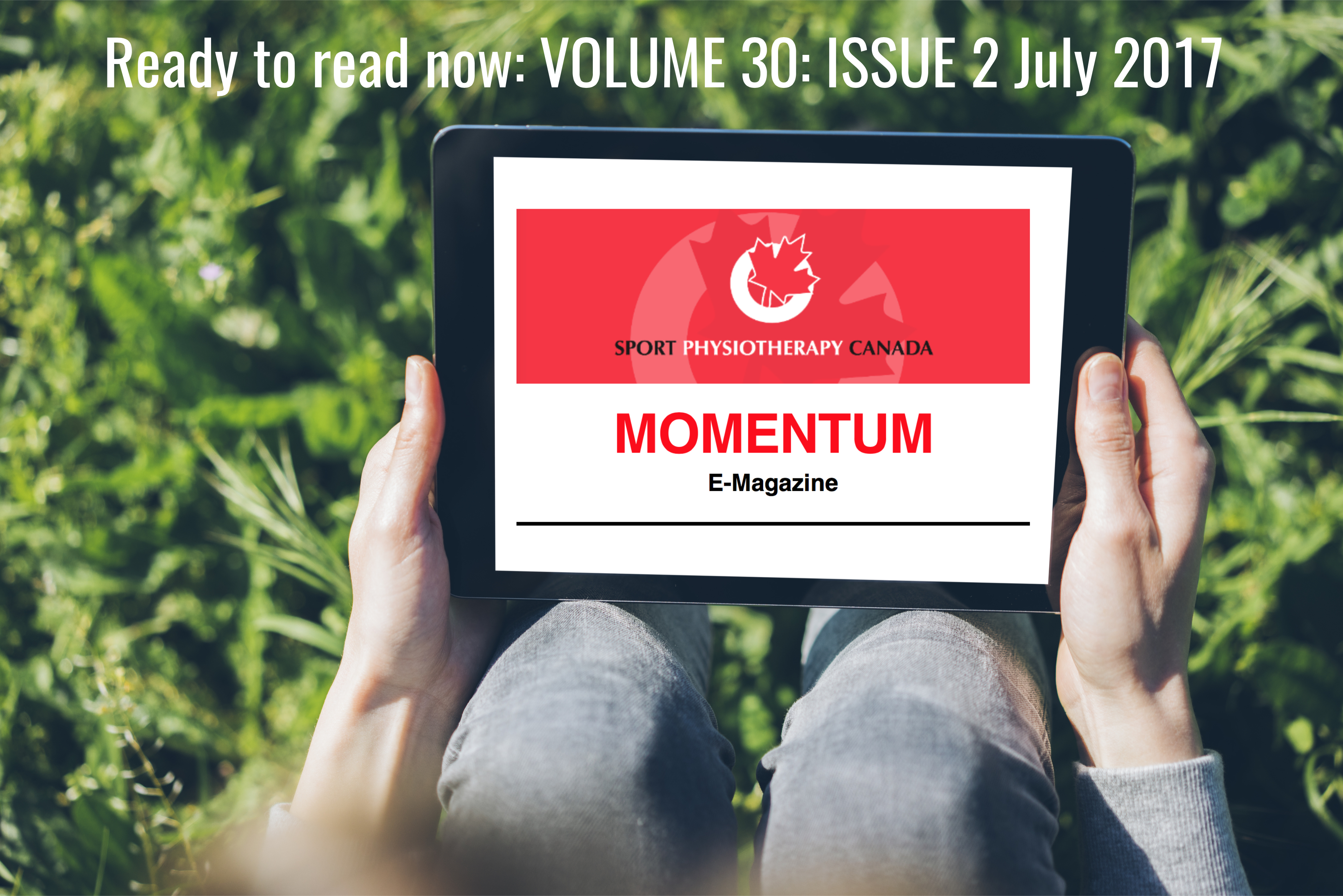 Canadian board of physical therapy - Momentum E Magazine Issue 2