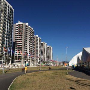 Main Street, Athletes' Village